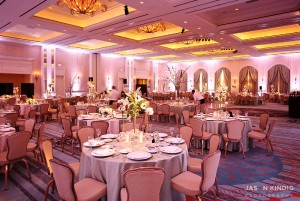 Dallas Wedding Lighting Four Seasons