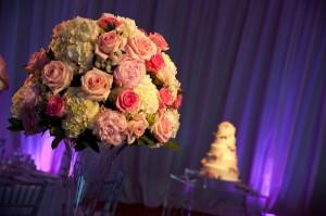 Pinspot lighting for Dallas weddings