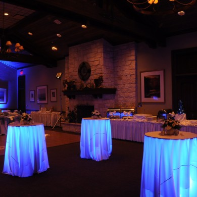 contacts us today for more information on our lighting services for weddings in the dfw area